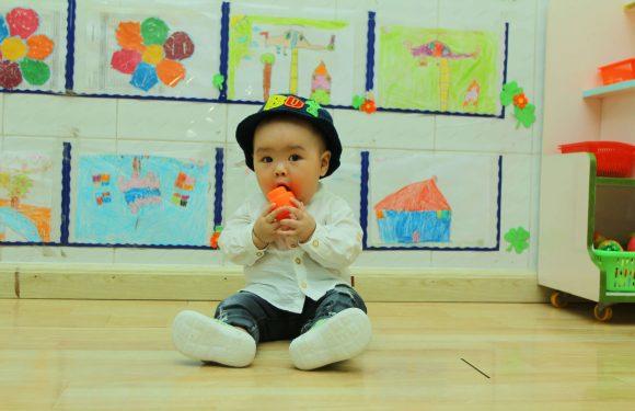 Chương trình học Nhà Trẻ (nhỏ)